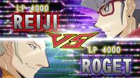 Declan VS Roget