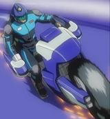 Bolt's Duel Runner