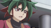 Yuya in Duel Suit Flashback 49