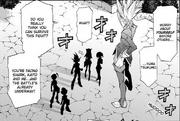 Yagumo first appearance