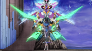Crystal Bell Gains Clear Wing Effect
