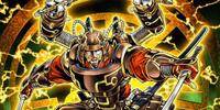 Kageki - Sei Samurai Leggendario