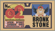 Bronk's Investigation Club Member's Card