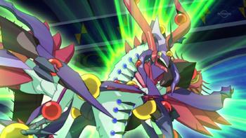 Yu-Gi-Oh! ARC-V - Episode 130