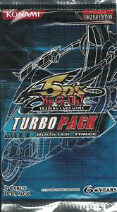 Turbo Pack: Booster Three