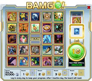 BAM-BAMgo Spin Machine