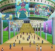 Pro Duelist Spartancity Tournament Stadium