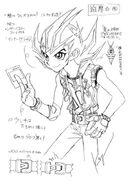 Kuwabara's Drawing of Yuma