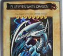 Blue-Eyes White Dragon (English Bandai)