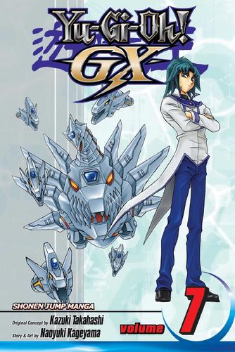 <i>Yu-Gi-Oh! GX</i> Volume 7