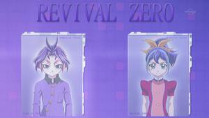 Yuri and Celina Revival Zero