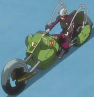Taiyo Duel Runner