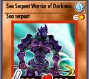 Sea Serpent Warrior of Darkness (BAM)