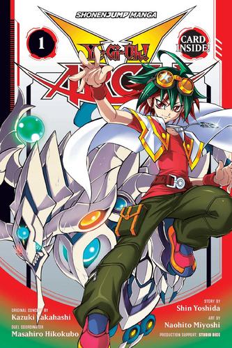 <i>Yu-Gi-Oh! ARC-V</i> Volume 1