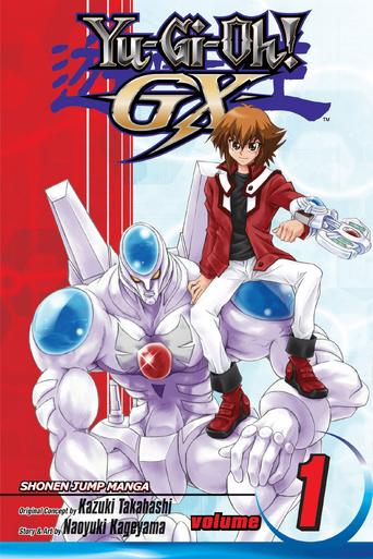 <i>Yu-Gi-Oh! GX</i> Volume 1