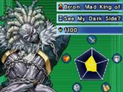 Brron, Mad King of Dark World-WC09
