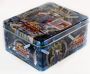 Collectible Tins Exclusive 2009