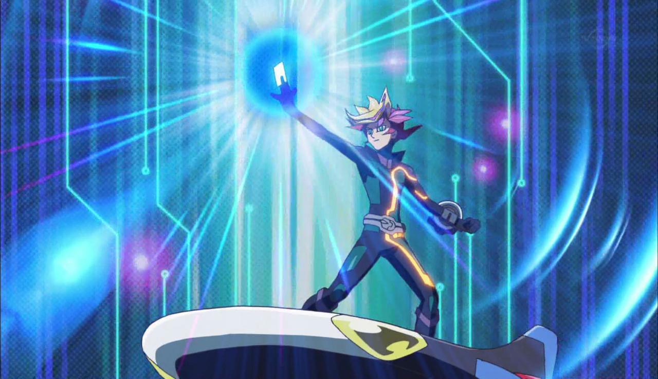 Yu-Gi-Oh! VRAINS - Episode 002   Yu-Gi-Oh!   FANDOM ...