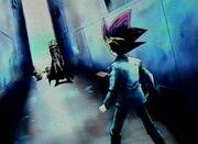 DMx199 Yugi meets Bakura
