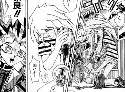 Good Bakura released VS Dark Yugi