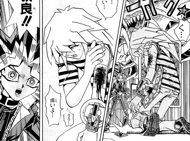 File:Good Bakura released VS Dark Yugi.png