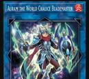 Auram the World Chalice Blademaster