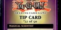 Magical Scientist (Tip Card)