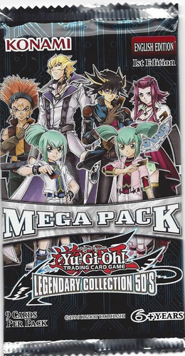 Legendary Collection 5D's Mega Pack