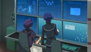 Hidden monitors