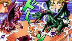 Ryu-Kishin and Blackland Fire Dragon alive