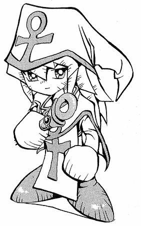 File:White Wizard Bakura - manga.jpg