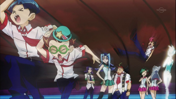 Yu-Gi-Oh! ZEXAL - Episode 091