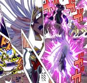 Kisara's death - manga