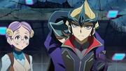 Sayaka, Shay, and Kaito