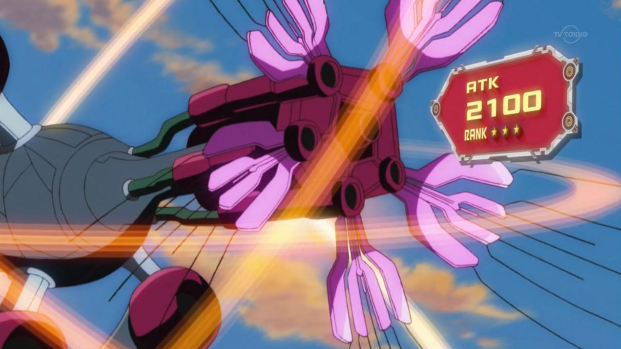battlecruiser dianthus anime yu gi oh fandom powered by wikia