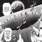 Otherworld Black Hole