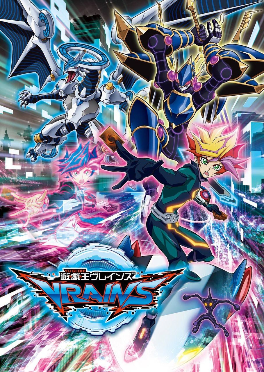 Image result for yugioh vrains