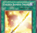 Golden Bamboo Sword