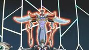 5Dx146 Temporal Machine God Metaion