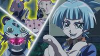 Sora and Frightfurs