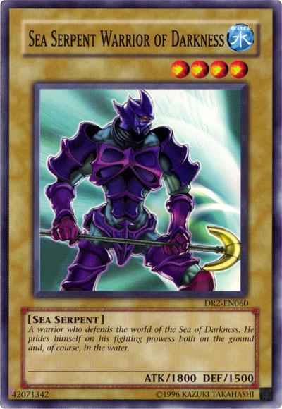 Sea Serpent Warrior Of Darkness Yu Gi Oh Fandom