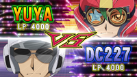 Yuya VS DC227