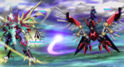 Neo Cipher Dragon and Revolution Falaon