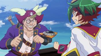 Yu-Gi-Oh! ARC-V - Episode 115