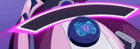 Yuzu's Synchro Dimension Duel Disk