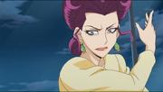 Henrietta angry