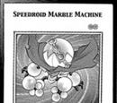 Speedroid Marble Machine