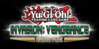 Invasion: Vengeance Sneak Peek Participation Card
