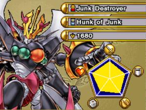 Junk Destroyer-WC11