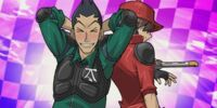 Yoshizo Hayashi (Tag Force)